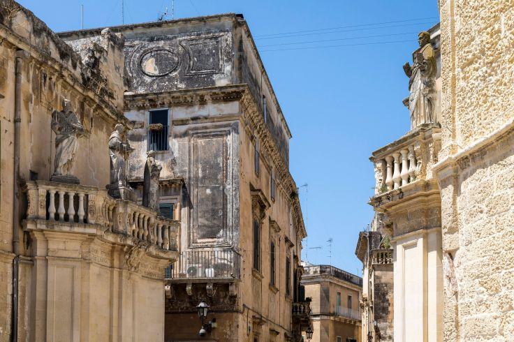 Lecce - Pouilles - Italie