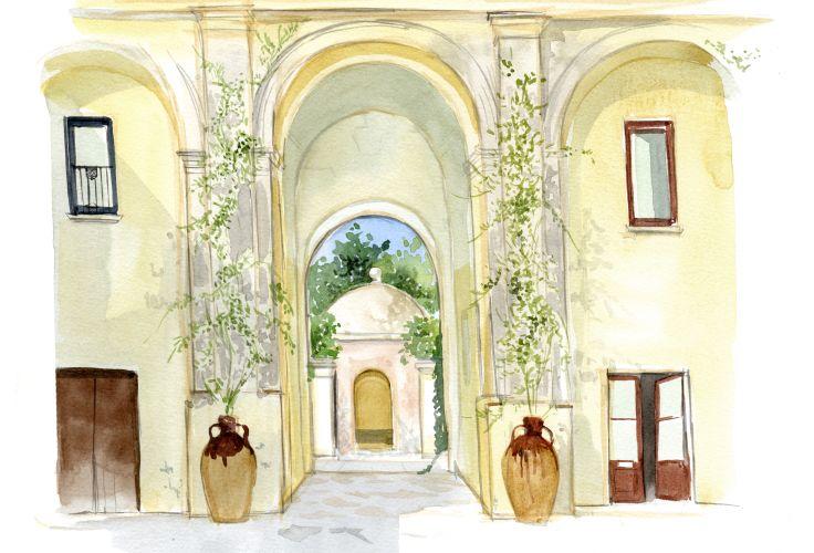 700' 000 heures, première - Un palais éphémère dans le Salento