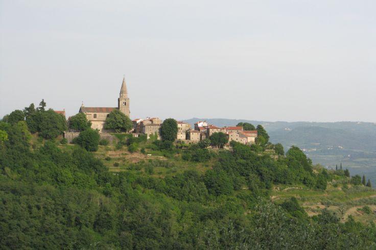 Groznjan - Croatie