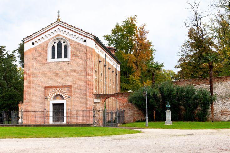 La Chapelle des Scrovegni - Padoue - Italie