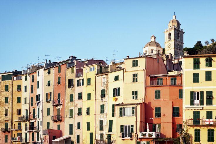 Portovenere - Ligurie - Italie