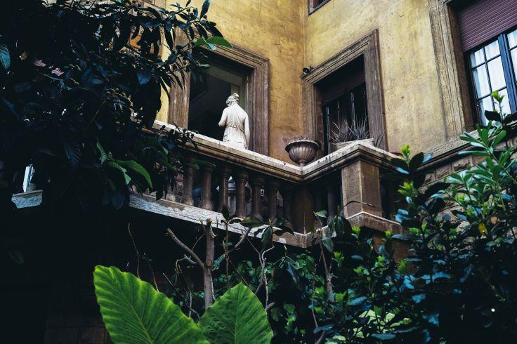 Quartier Coppedè - Rome - Italie