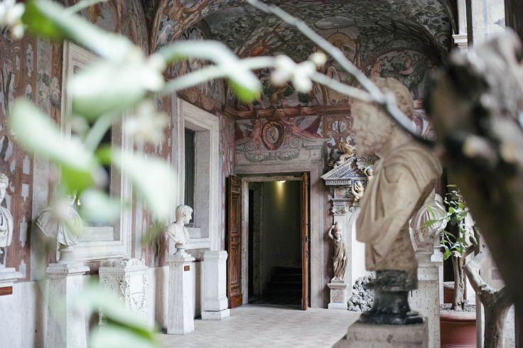 Palais Altemps - Rome - Latium - Italie