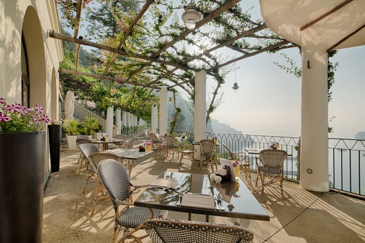 NH Collection Grand Hotel Convento di Amalfi - Amalfi - Italie