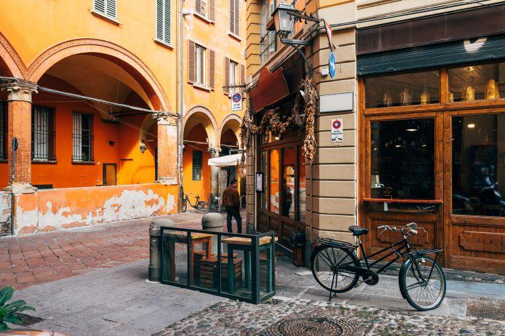 Bologne - Émilie-Romagne - Italie