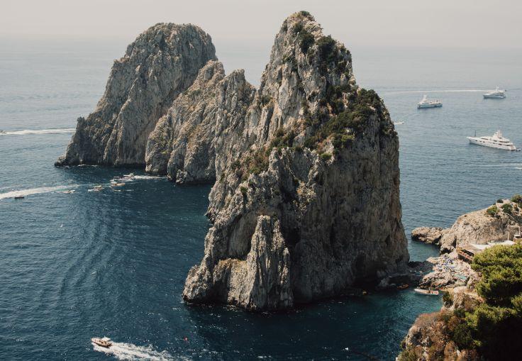 Région de Capri - Campanie - Italie
