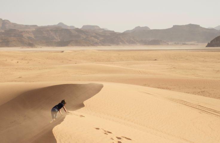 Désert de Wadi Rum - Jordanie