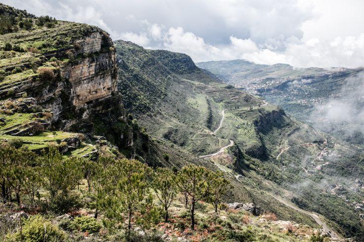 Région du Chouf - Liban