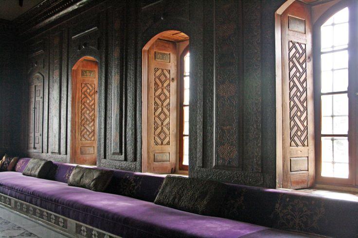 Palais de l'Emir Bechir - Beiteddine - Région de Chouf - Liban