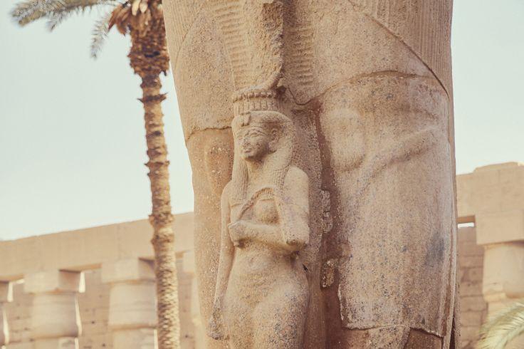 Temple de Karnak - Louxor - Egypte