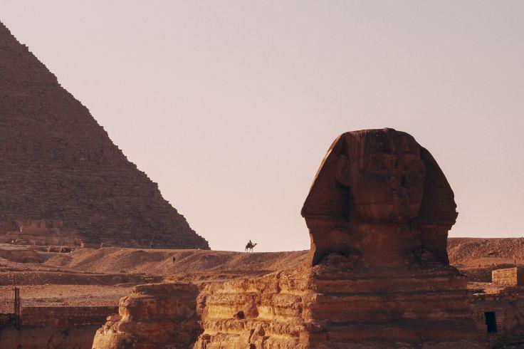 Gizeh - Egypte