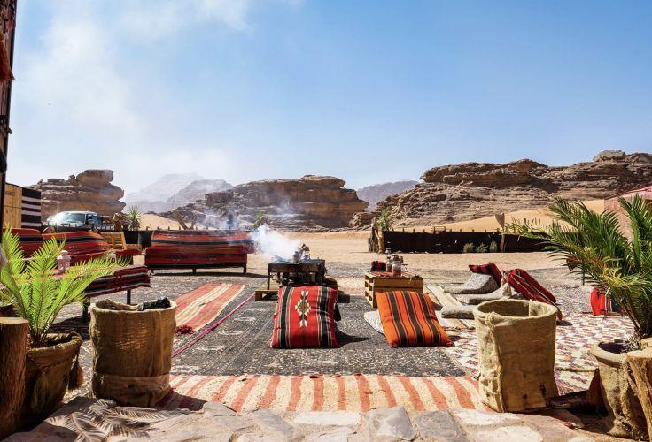 Wadi Rum - Jordanie