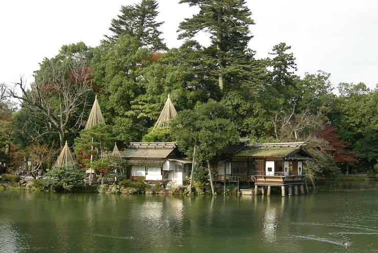 Jardin Kenroku En - Kanazawa