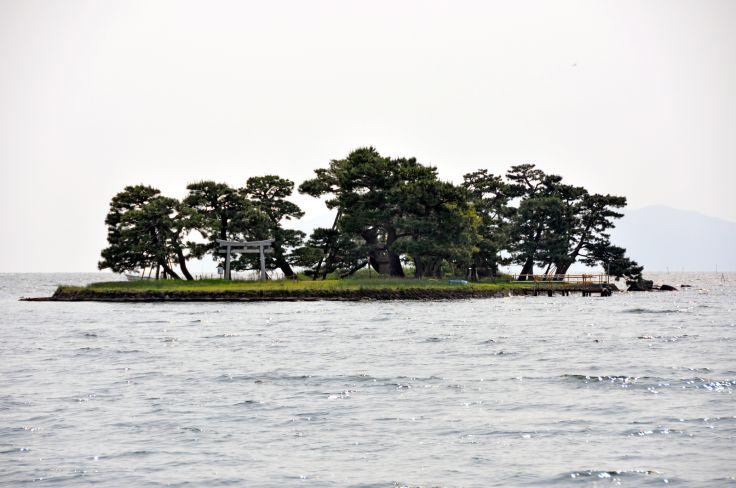 Lac Shinji - Matsue - Japon