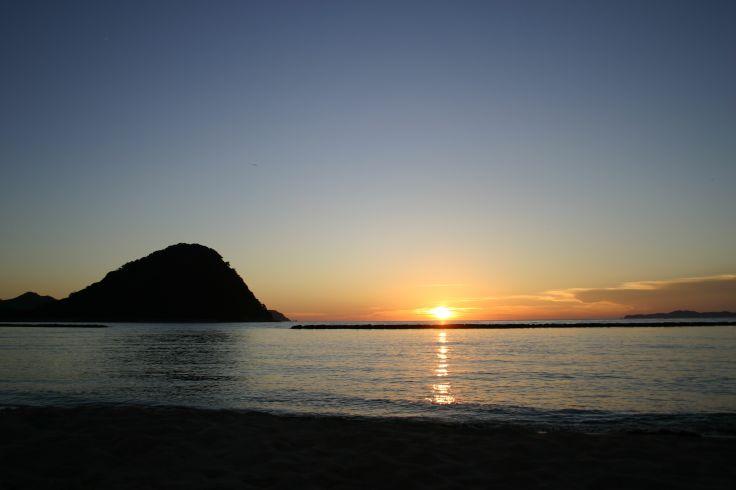Kikugahama Beach - Hagi - Japon