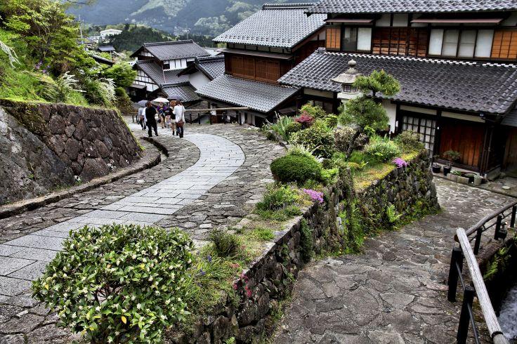 Magome - Japon