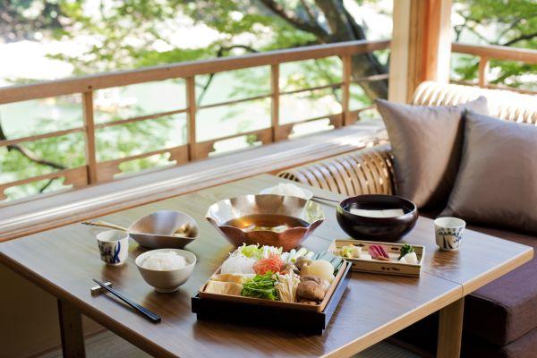 Hoshinoya Kyoto - Japon