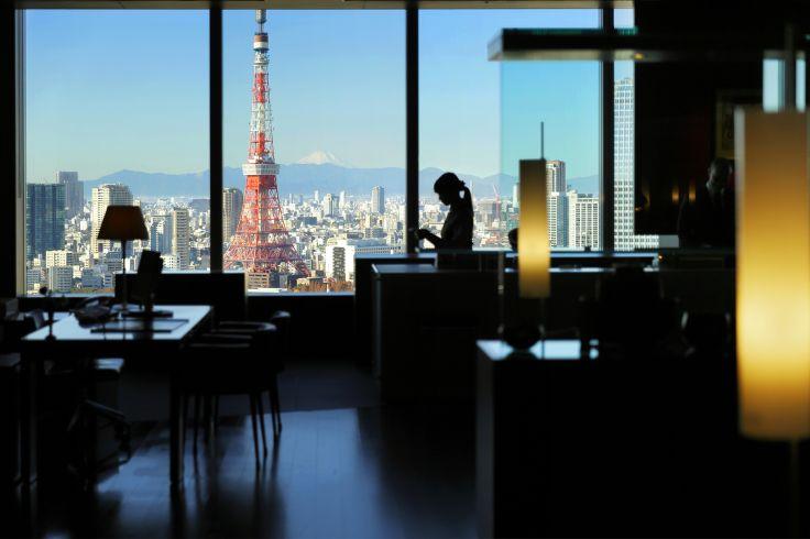 Park Hotel - Tokyo - Japon