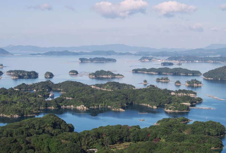 Parc national de Saikai - Région de Nagasaki - Japon