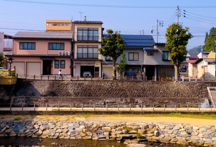 Takayama - Préfecture de Gifu - Japon