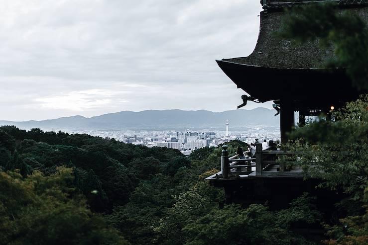 Kiyomizu-dera - Kyoto - Kansai - Japon