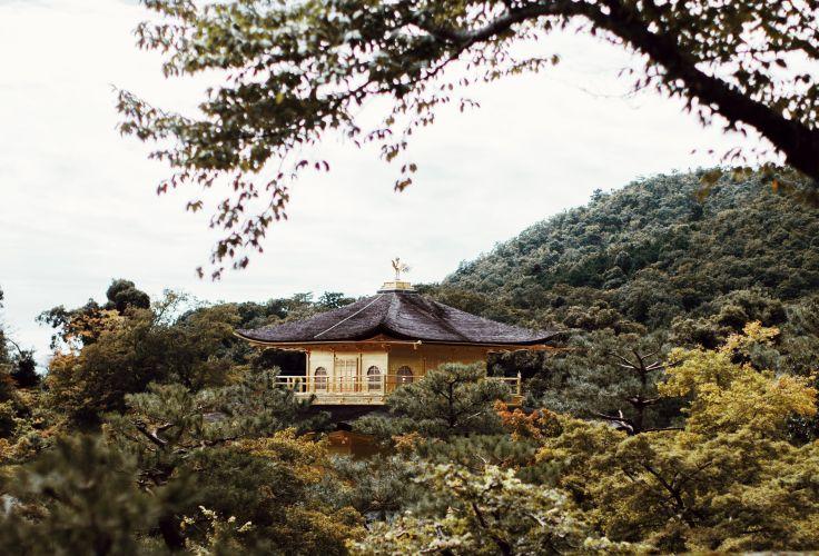 Kinkaku-ji - Kyoto - Kansai - Japon