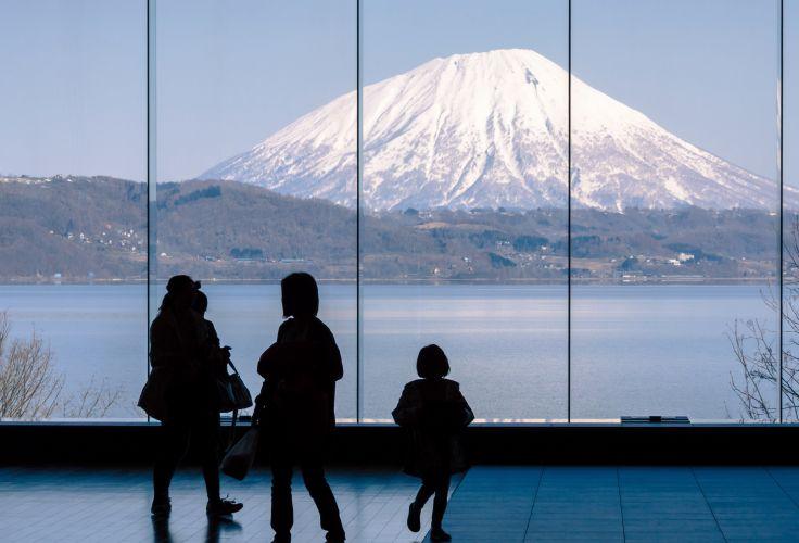 Mont Yotei - Hokkaido - Japon