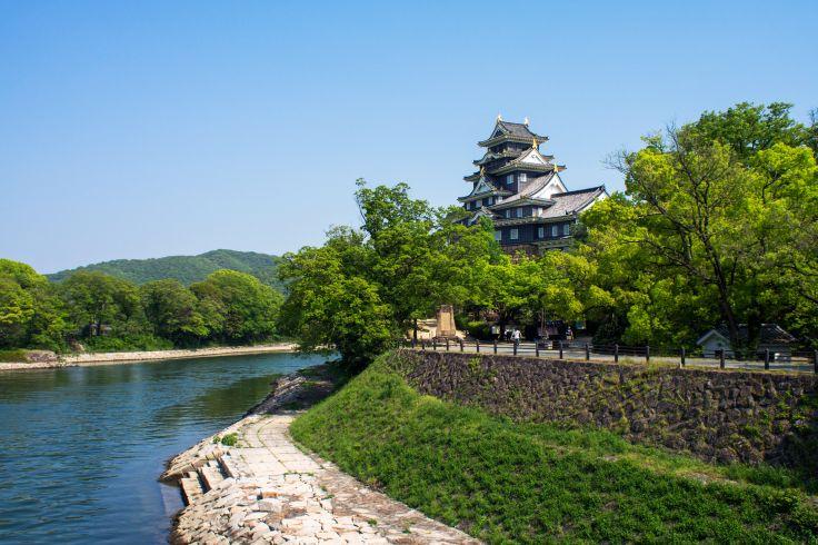 Château d'Okayama - Japon