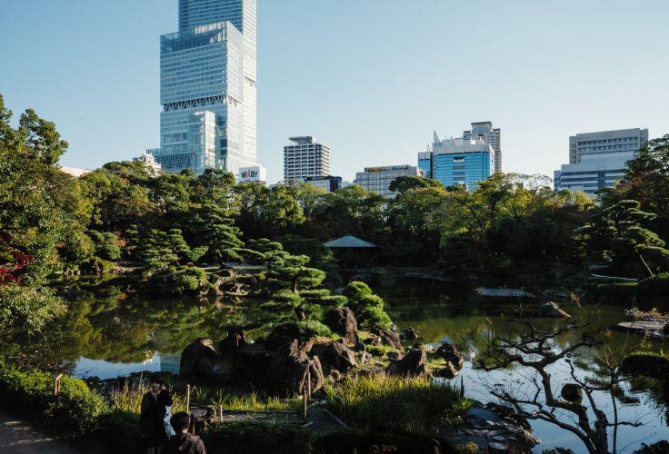 Osaka - Kansai - Honshu - Japon