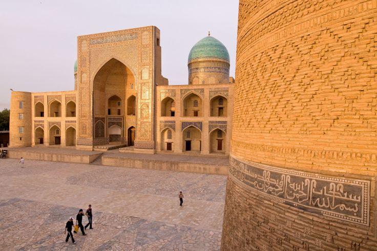 Médersa Mir i Arab - Boukhara - Ouzbékistan
