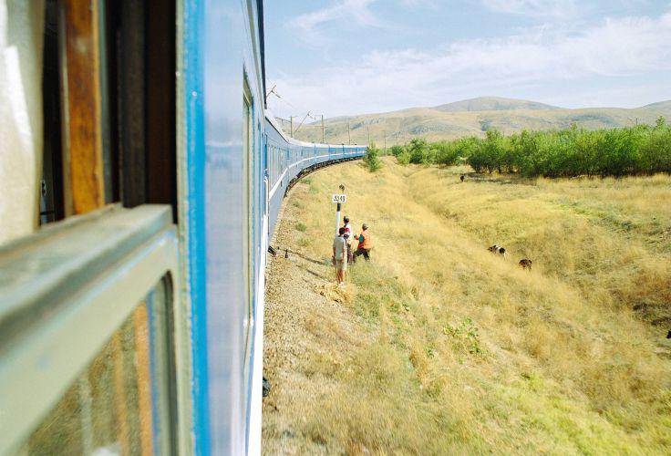 Route de la Soie - Ouzbékistan