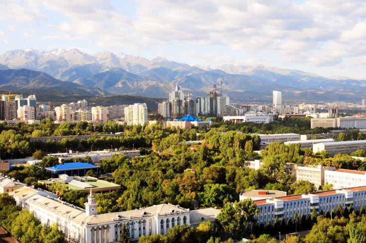Alma Ata - Kazakhstan