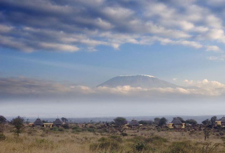 Parc d'Amboseli - Keny
