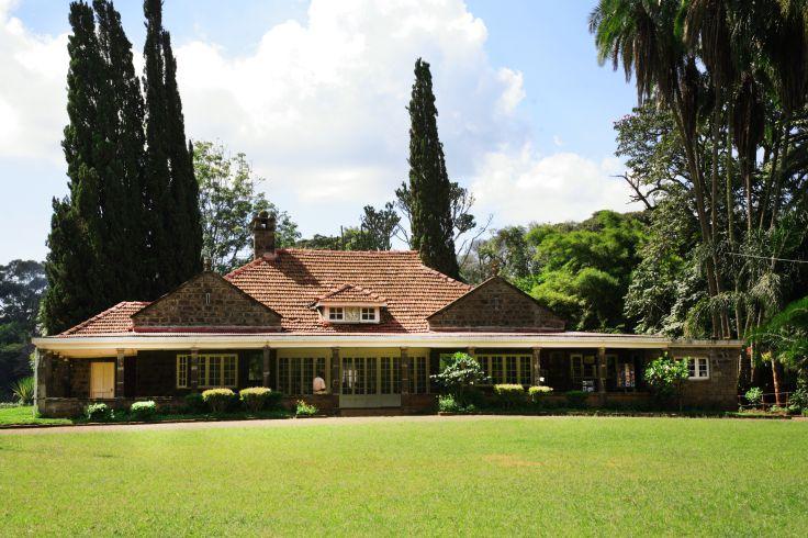 Musée Karen Blixen - Nairobi - Kenya