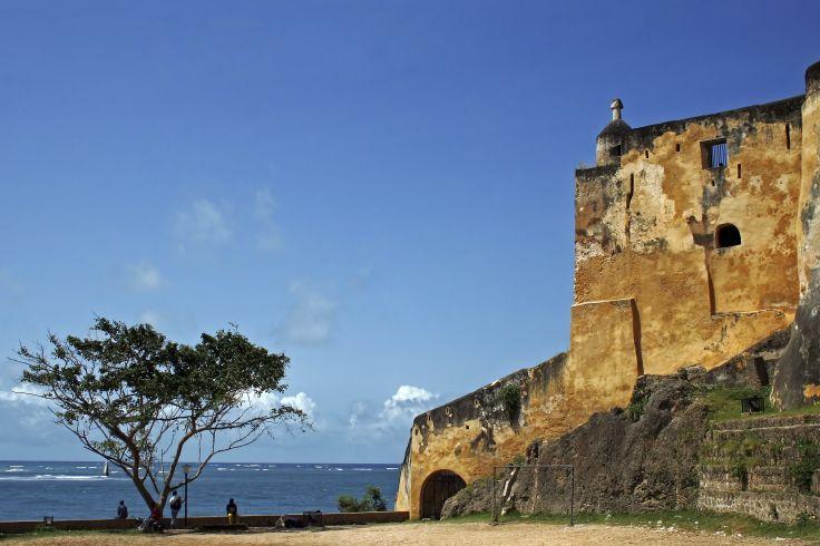 Fort Jesus - Mombasa - Kenya