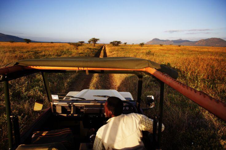 De Nairobi aux grands parcs - Mont Kenya, lac Nakuru & Masaï Mara