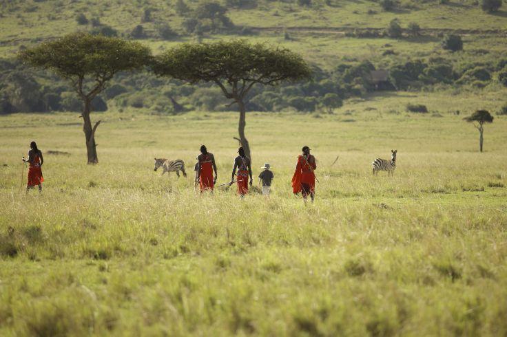 Reserve du Massai Mara - Kenya