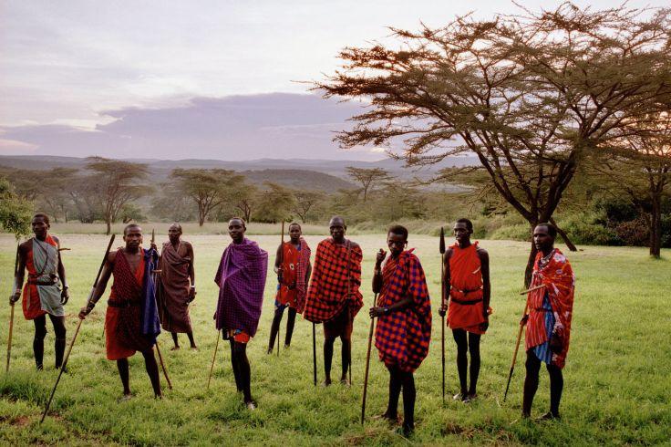 Reserve nationale du Masai Mara - Kenya