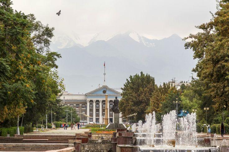 Bichkek - Kirghizistan