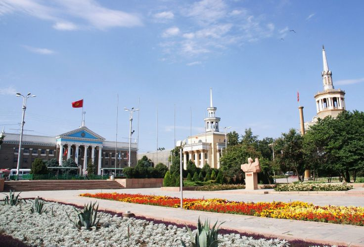 Bichkek - Kirghizie