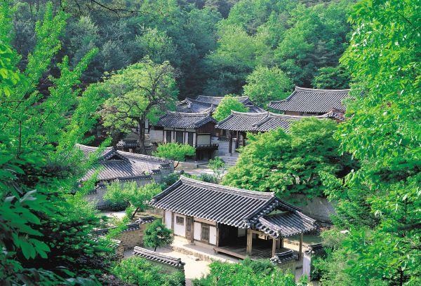 Vieille école privée - Corée du sud