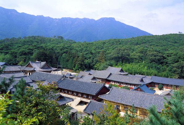 Temple Tongdosa - Corée du sud