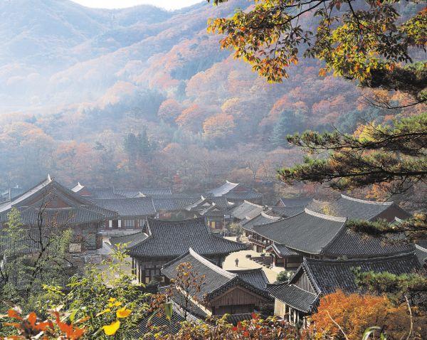 Temple Songwangsa - Corée du Sud
