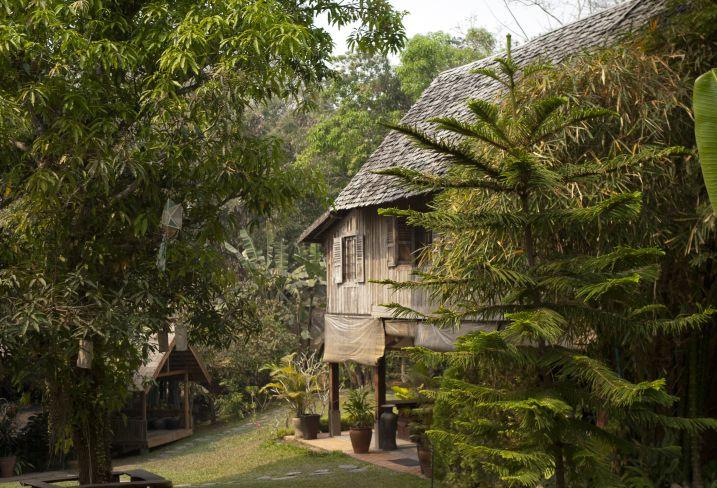 Centre de tissage OckPopTok - Luang Prabang - Laos