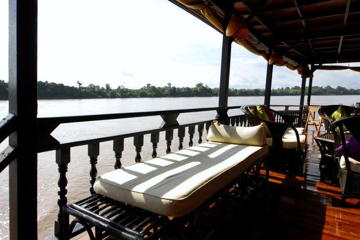 Croisière Vat Phou - Laos