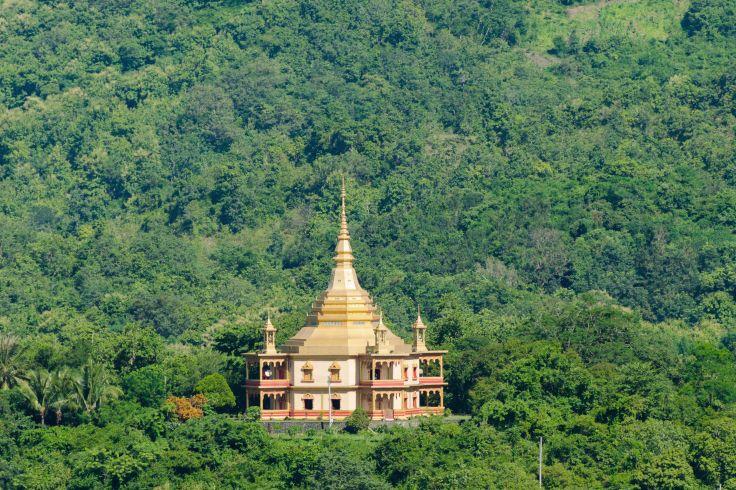 A Luang Prabang et Angkor - Cités royales d'Asie du sud-est