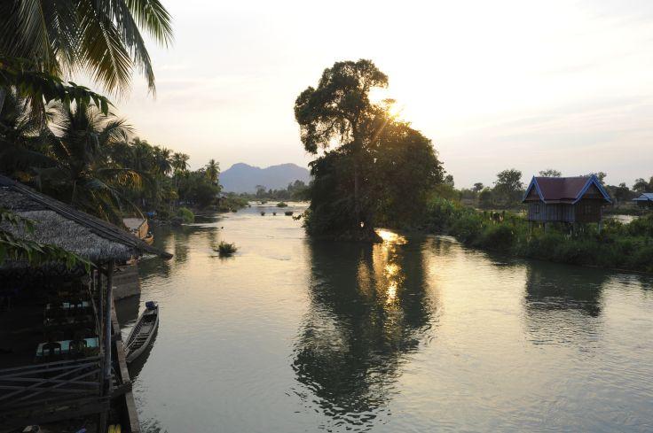 Mékong - Laos