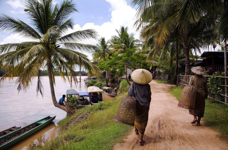 Don Det - Si Phan Don - Laos