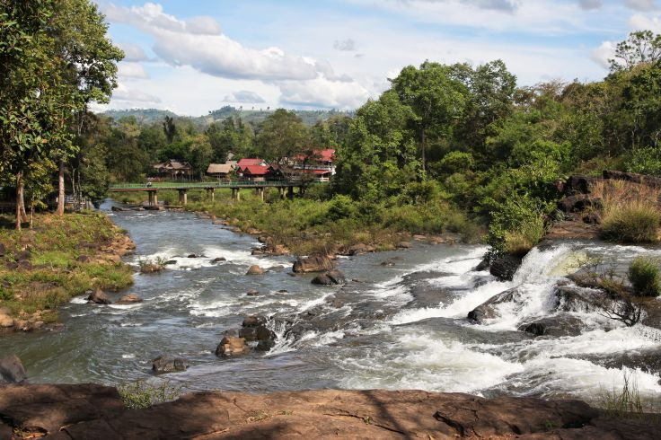 Plateau des Bolovens - Laos