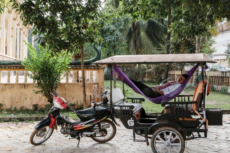 Temple Wat Thmey - Siem Reap - Cambodge
